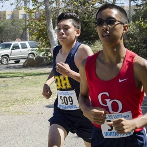 Who are Quartz Hill's Track Runners?