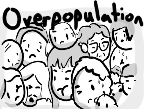 Too Many People, Not Enough Space