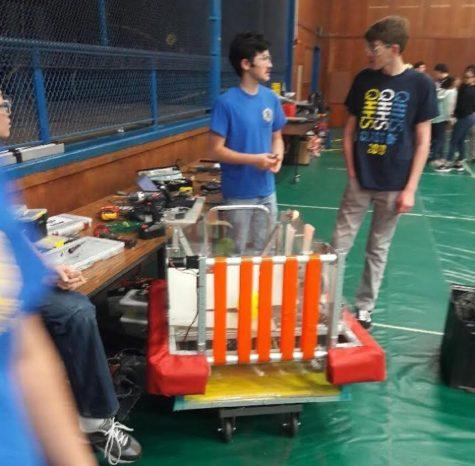 Robotics at Quartz Hill High School