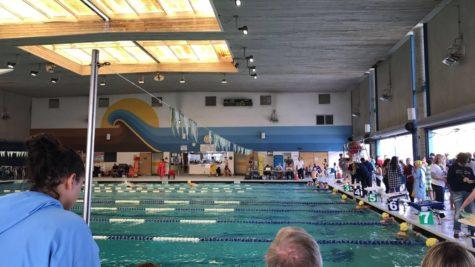 Golden League Swim Meet