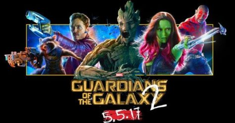 Movie Review: Guardians of the Galaxies Vol. 2