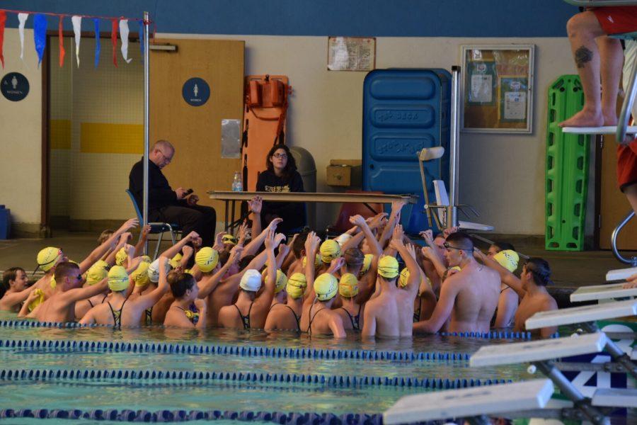CIF Swim Review