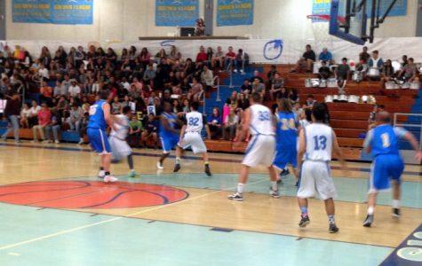 Seniors vs. Staff Basketball Game