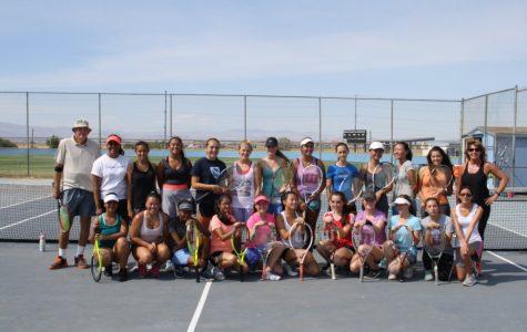 Girls Tennis Team Profile