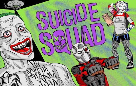 Suicide Squad: Where Villains are Heroes