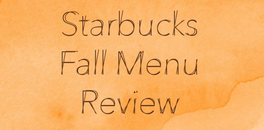 Starbucks Fall Drink Review