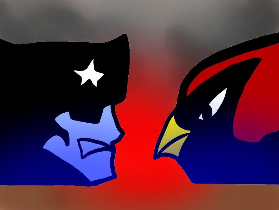 Patriots vs Cardinals