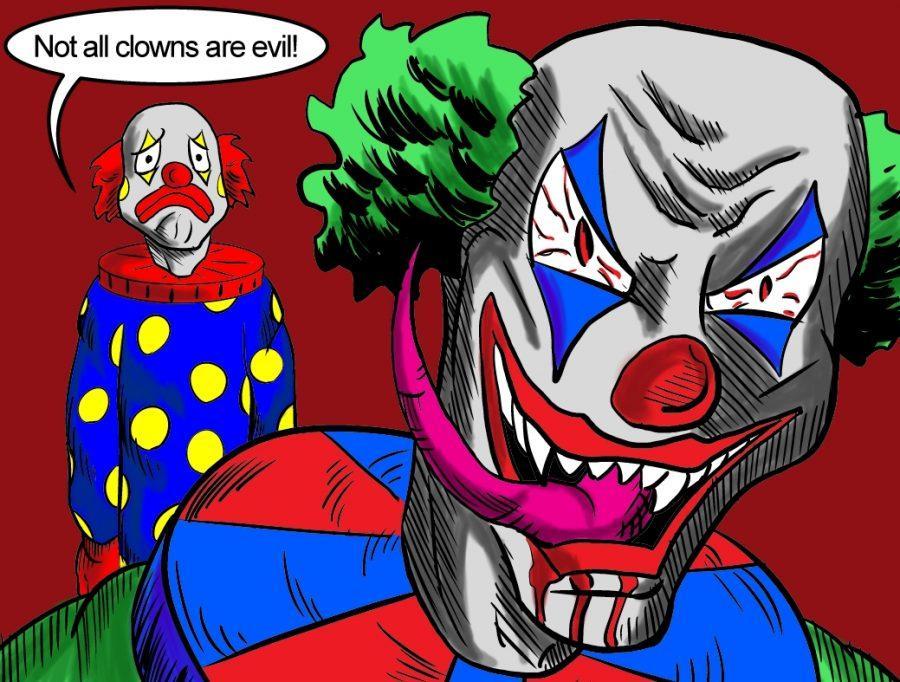 Clown Sightings