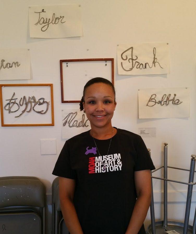 Jamila Clark, assistant