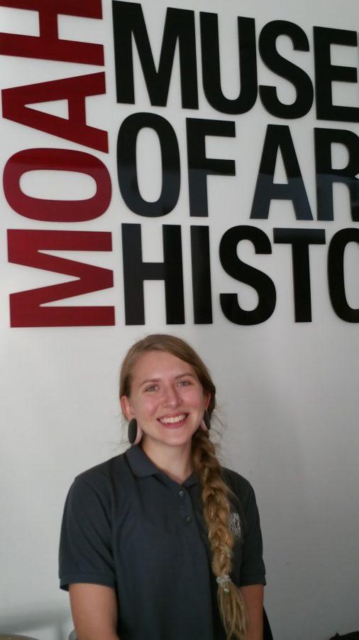 Lauren Lien, recreational director