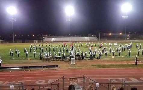 The Victorious Marching Band