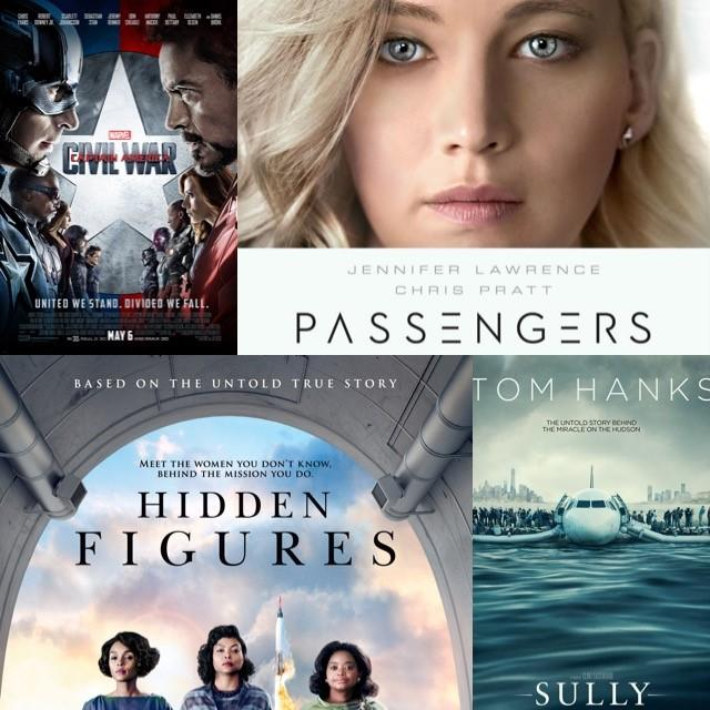 Fantastic Movies of 2016 And Where To Find Them