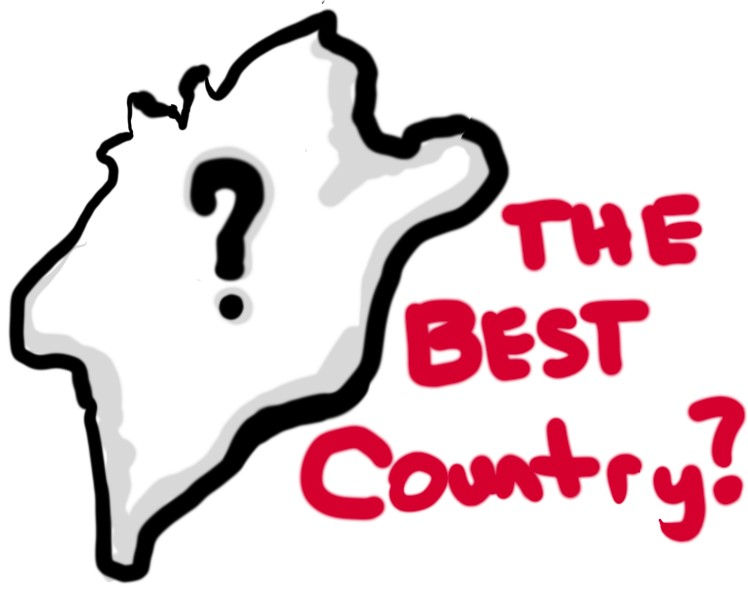 Casey Swafford's Top Five Countries