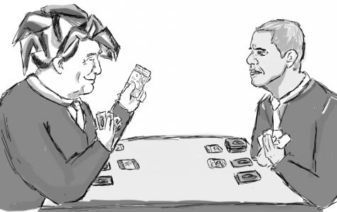 Trump vs. Obama: The Heated Clash