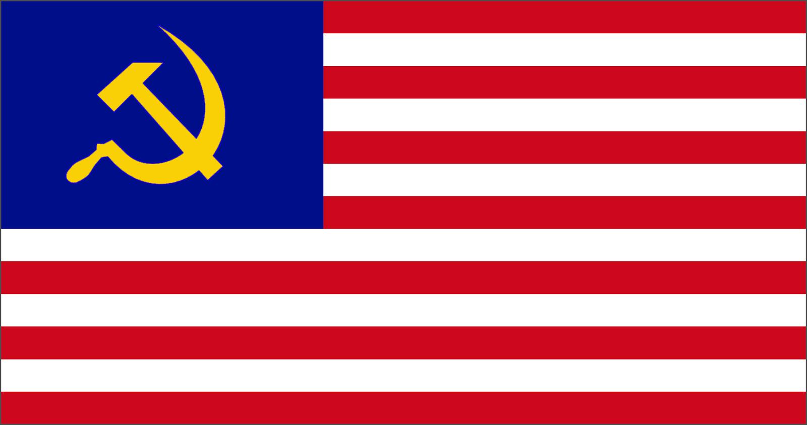 Lav Amerika Rød Igen