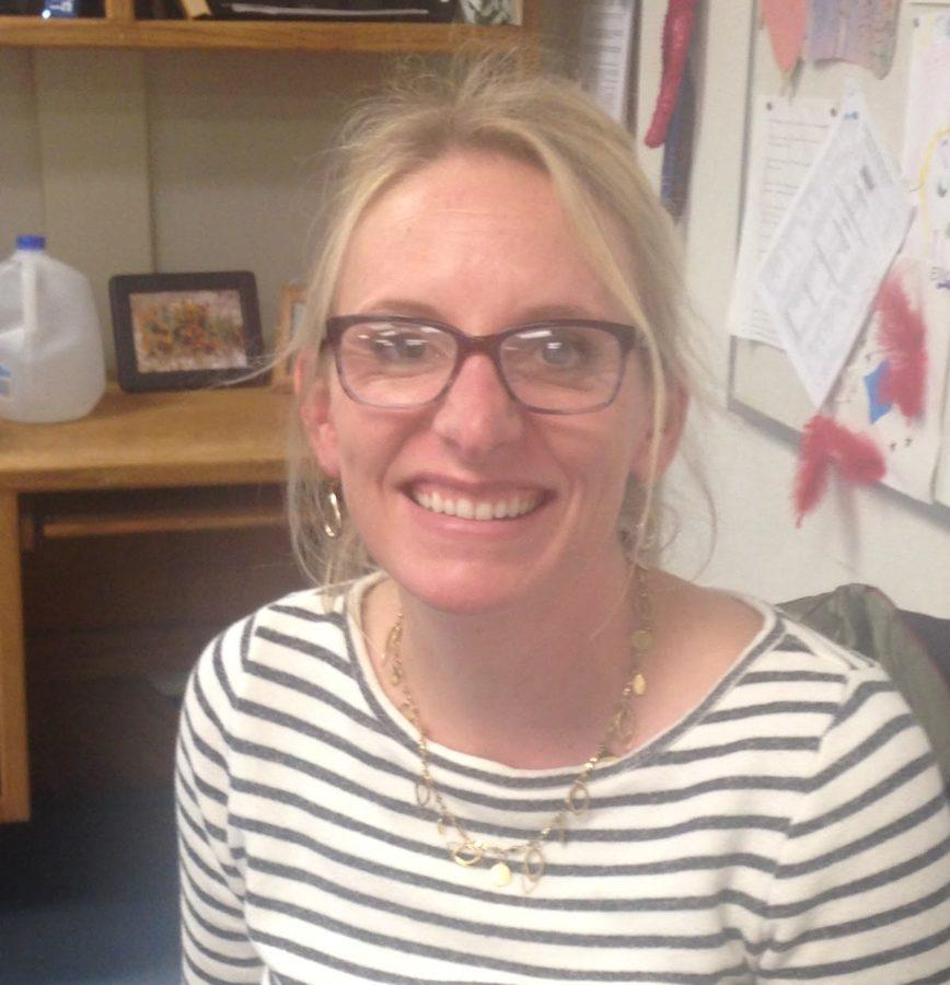 Mrs. McElroy