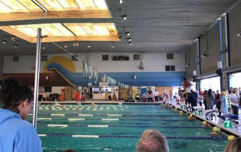 Golden League Swim Meet