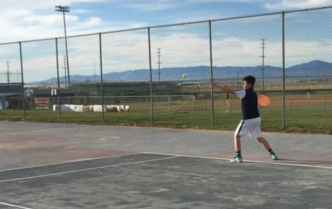 An Unexpected End for the the Boys' Tennis Team