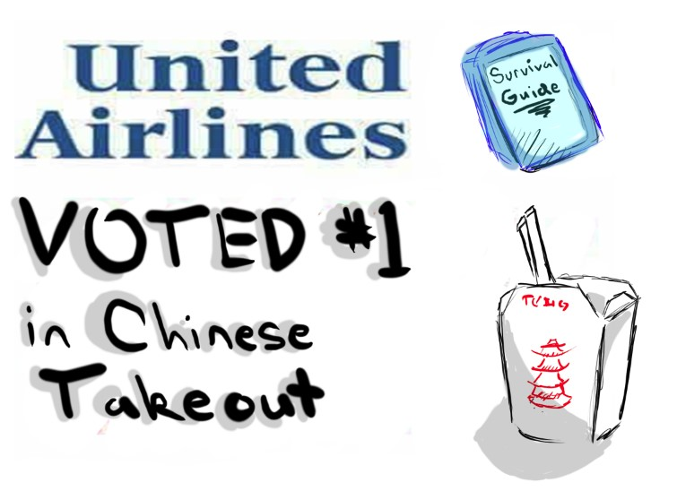 Casey's Survival Guide: United Airlines