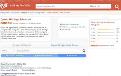 Roastmyteachers.com