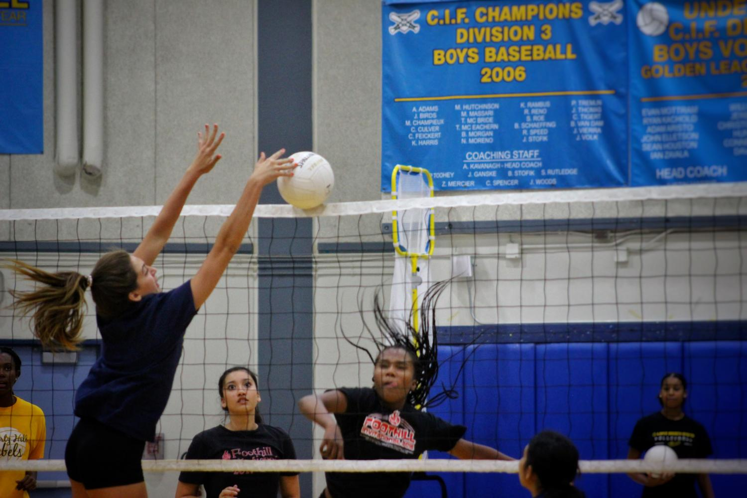 Girls Volleyball 2