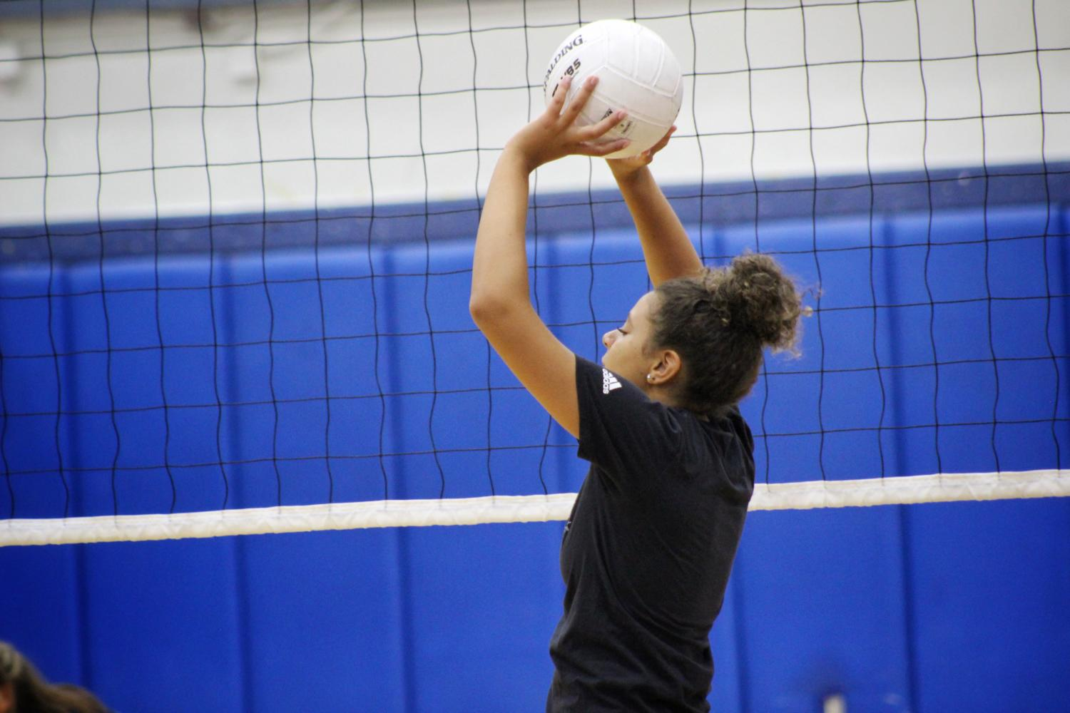 Girls Volleyball 1