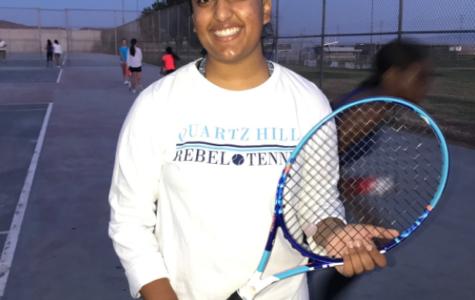 Tennis Profile: Triveni Patel