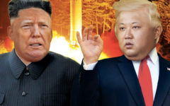Text Torrent: Kim Jong-un vs. Donald Trump
