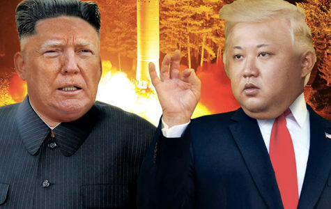 Text Torrent: Kim Jong-un vs. Donald Trump