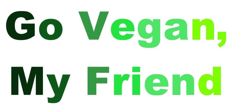 Should People Go Vegan?