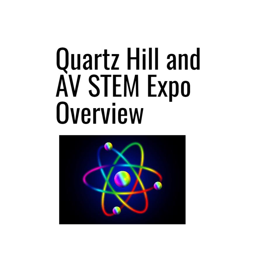 The AV STEM Expo