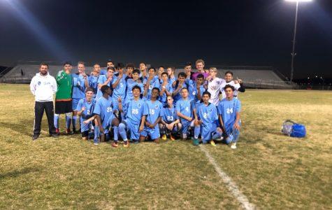 Boys' Varsity Soccer Takes on CIF