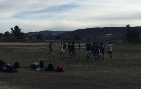 JV Soccer Update