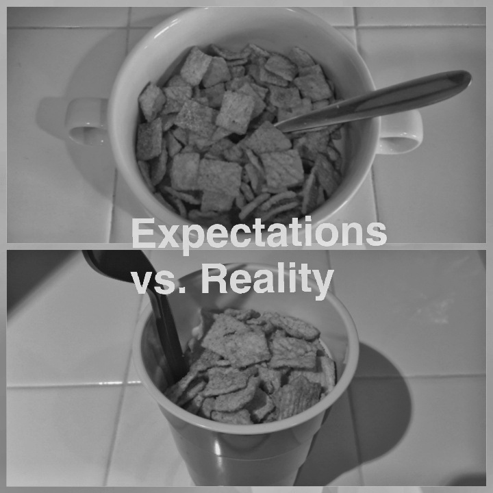 Expectations vs. Reality: Fast Food