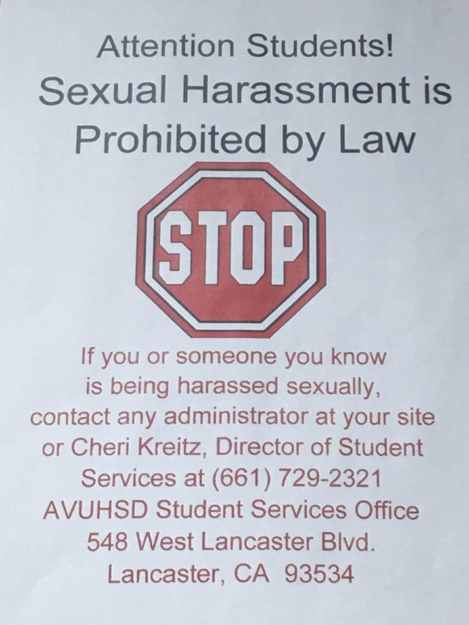QHHS on Sexual Harrasment