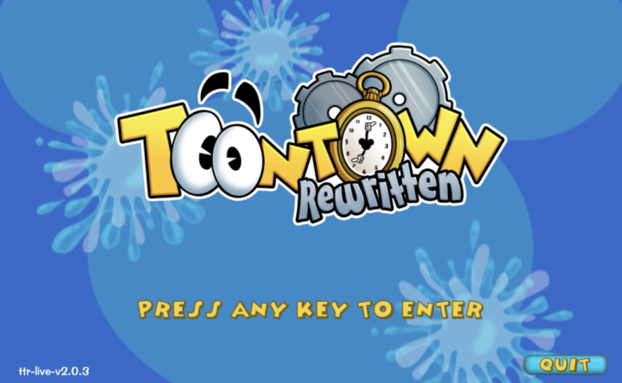 Game Review: Toontown Rewritten