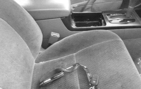 Leaving My Keys Inside Car…Again
