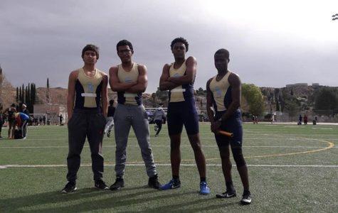 Canyon High School Track Meet