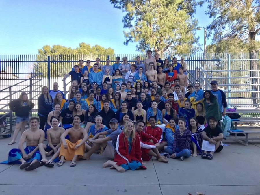 QHHS Swim Camp Prepares Team for League
