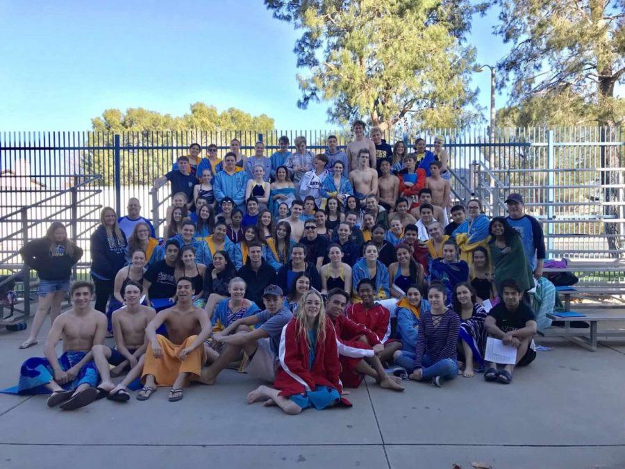 QHHS Swim Camp Prepares Team for League