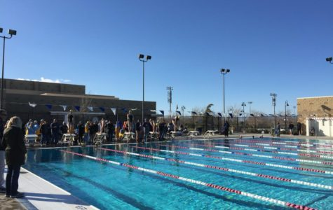Blue vs Gold Swim Meet