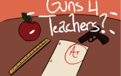 Guns for Teachers? Bad Idea