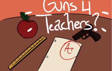 Guns for Teachers? Bad Idea
