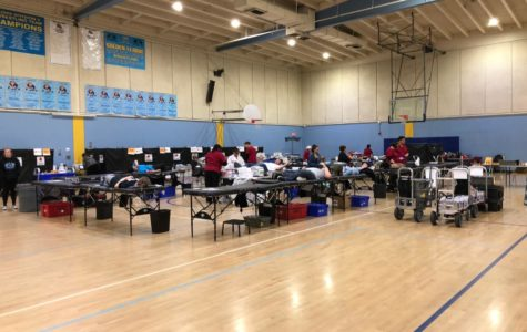QHHS Blood Drive Benefits Those in Need
