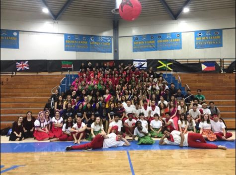 Students Perform Phenomenally at the Multicultural Assembly