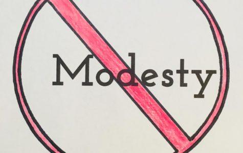 Modesty: Not Always a Virtue