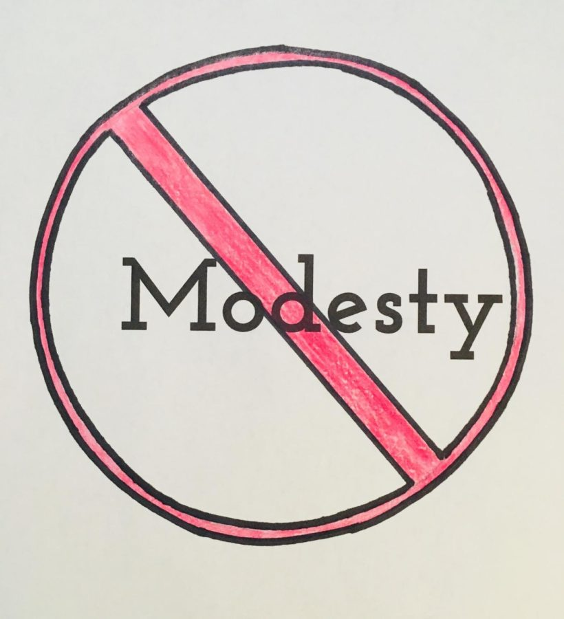 Modesty: Not Always a Virtue