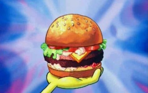 Krabby Patty Formula Discovered in Australia