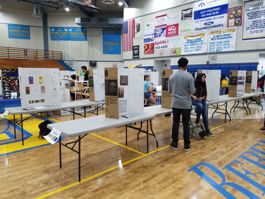 Success of the STEM Expo