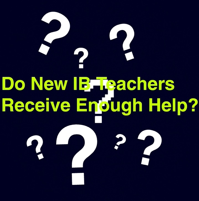 Do New IB Teachers Receive Enough Help?